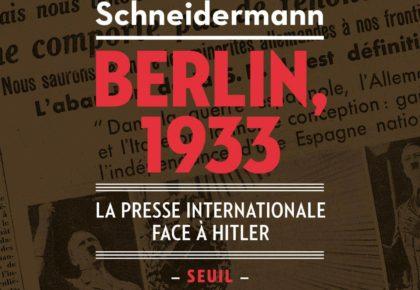 28/01/2019 Die Auslandspresse & Hitler. Lehren für die heutige Zeit