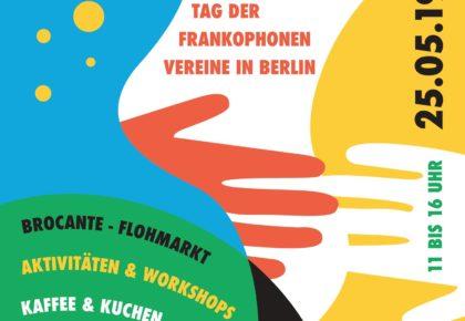 25/05/2019 Journée des associations francophones de Berlin